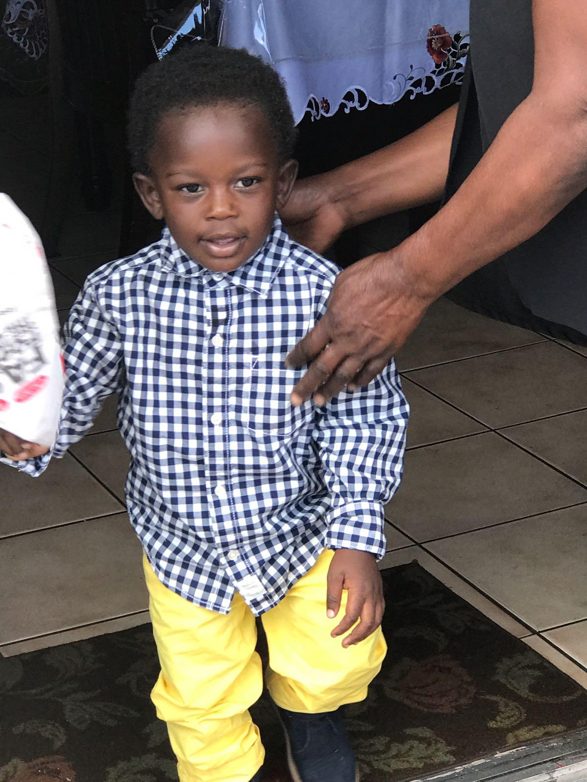 A 1-year-old boy who was found inside of a hot car parked outside a home in Delray Beach was pronounced dead Saturday afternoon. (Photo courtesy: Sauveur family)