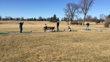 Temps Above 70 Lure Golfers Out For A Rare February Round