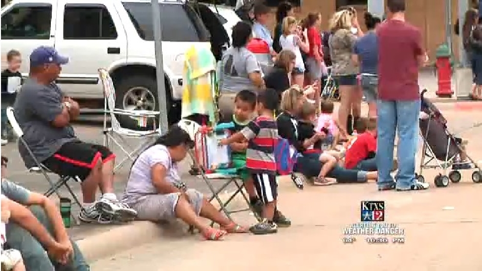 West Texas Fair And Rodeo Hits Abilene Streets For Annual