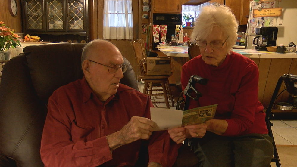 Georgia WWII Veteran Turning 95 Wants A Birthday Card From You This