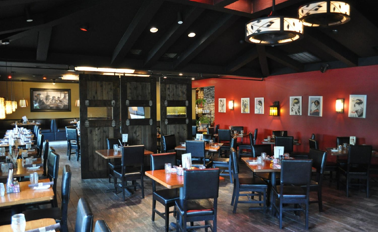 The Pacific Kitchen Is Located In Montgomery At 8300 Market Place Lane  (45242).