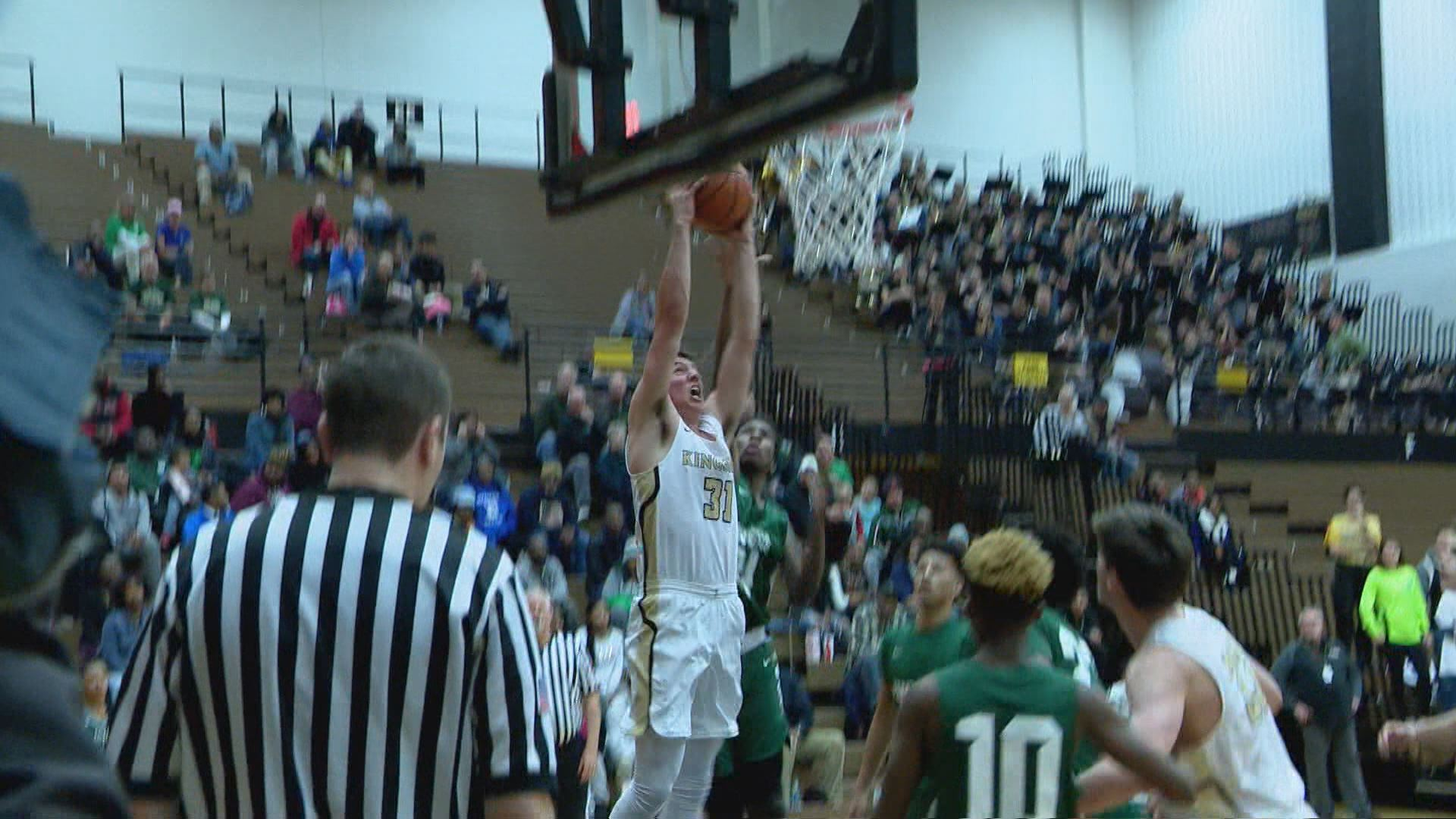 Penn falls to the Panthers, 64-60 // WSBT 22 Photo<p></p>
