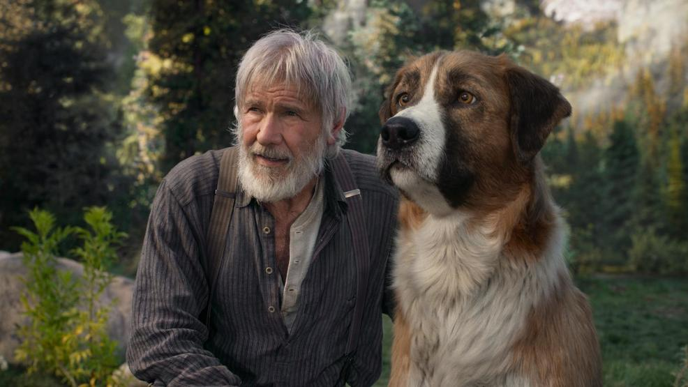 Review: 'The Call of the Wild' is tame, but not completely watered down
