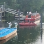Boaters rescued in Central Falls