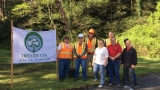 Coos Bay celebrates National Arbor Day with tree planting at park
