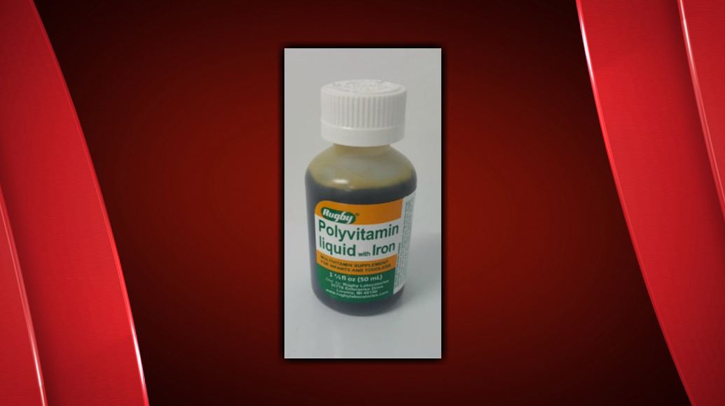 One of the products being recalled by distributors of PharmTech. (www.fda.gov)