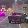 Icy roads lead to fatal accident near Bristow
