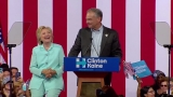 Virginia Sen. Tim Kaine takes national spotlight as Hillary Clinton's VP pick