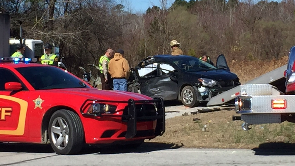 Craven County Car Accident