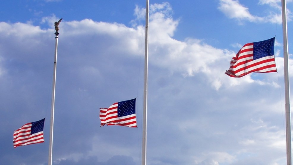 Flags to fly half-staff through March 22 to honor victims