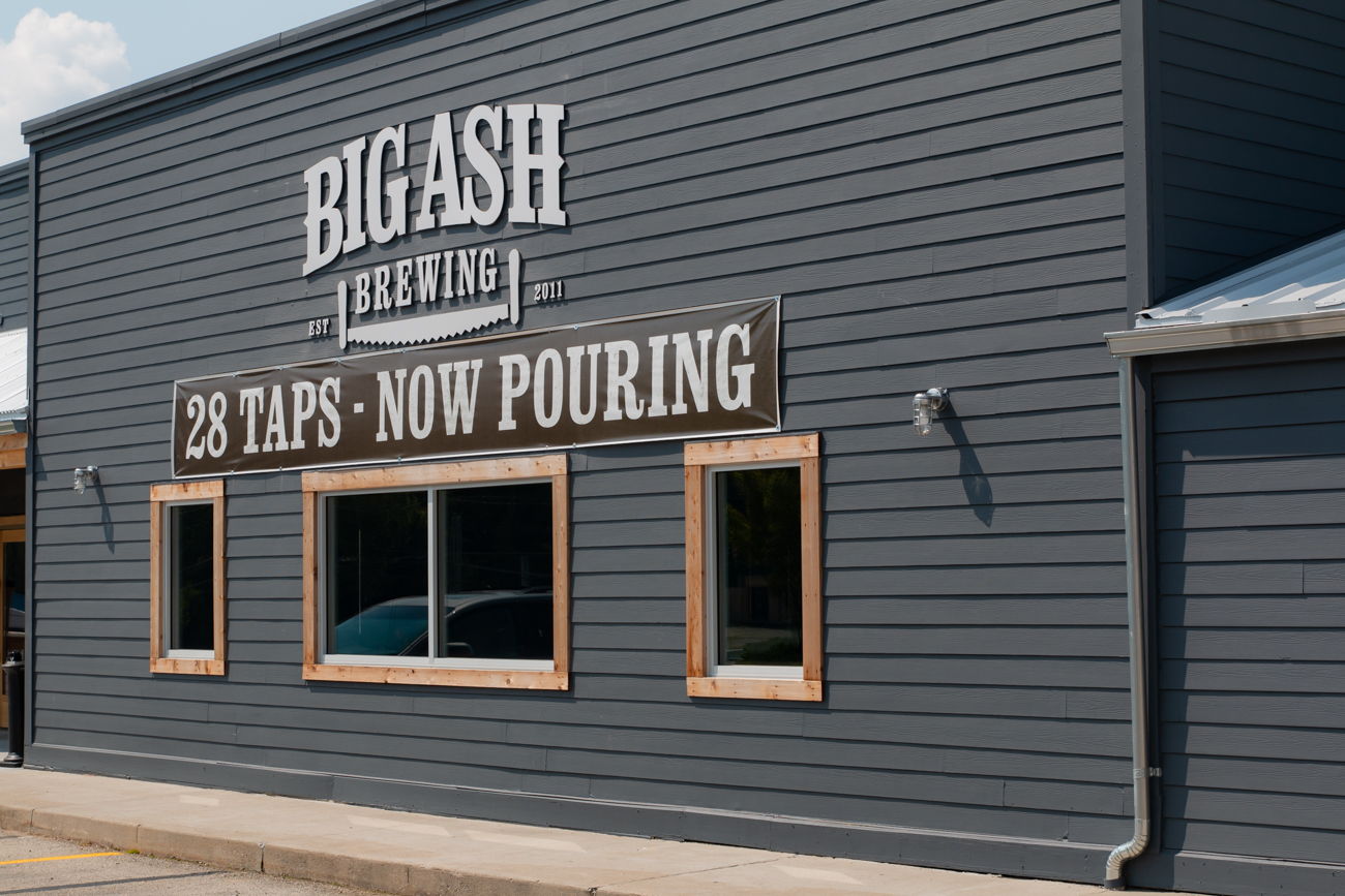 Big Ash Brewing wants beer enthusiasts to skip the waiting at the bar by pouring brews themselves. Their pour-your-own-beer-tap wall system offers 28 drink options including their own beer recipes, local beers, wine, and seltzers. A whiskey bar with craft spirits from local distilleries is also in the works. The Anderson Township brew pub is open from 4 to 10 PM on Monday through Thursday, noon to midnight on Friday, 11 AM to midnight on Saturday, and 12 to 10 PM on Sunday. ADDRESS: 5230 Beechmont Avenue (45230) / Image: Elizabeth A. Lowry // Published: 9.25.19