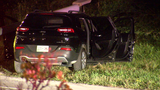 Police chase ends with a crash in Green Township