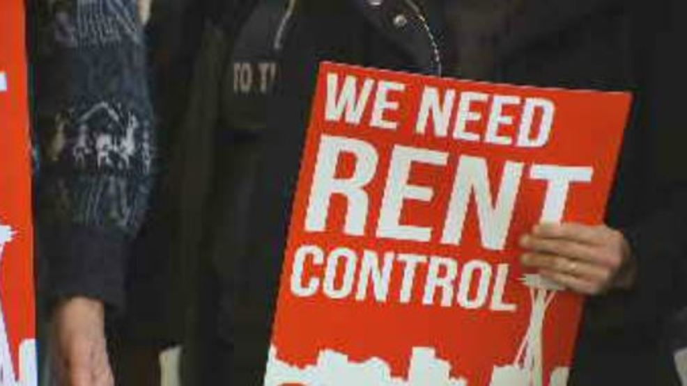 Rent control needed because 'people are barely scraping by': Seattle protesters