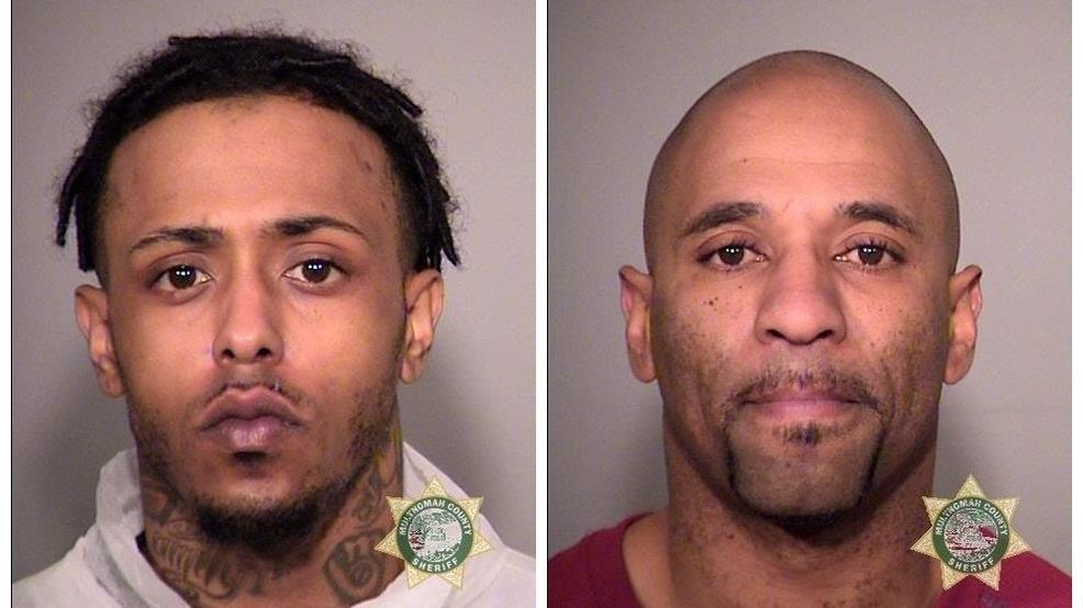 Portland police arrest two suspects in armed bar robbery investigation