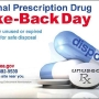 Here is a list of locations for 'National Prescription Take-Back Day'