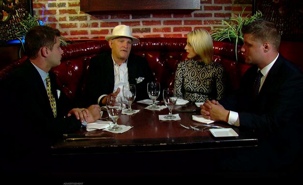 Local restaurateur Jeff Ruby announced Monday that he will offer a  free steak dinner to those graduating from several local and nearby universities. (WKRC)