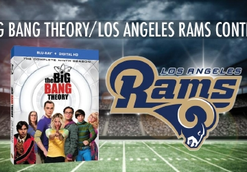 Big Bang Theory DVD & Rams Tickets Contest