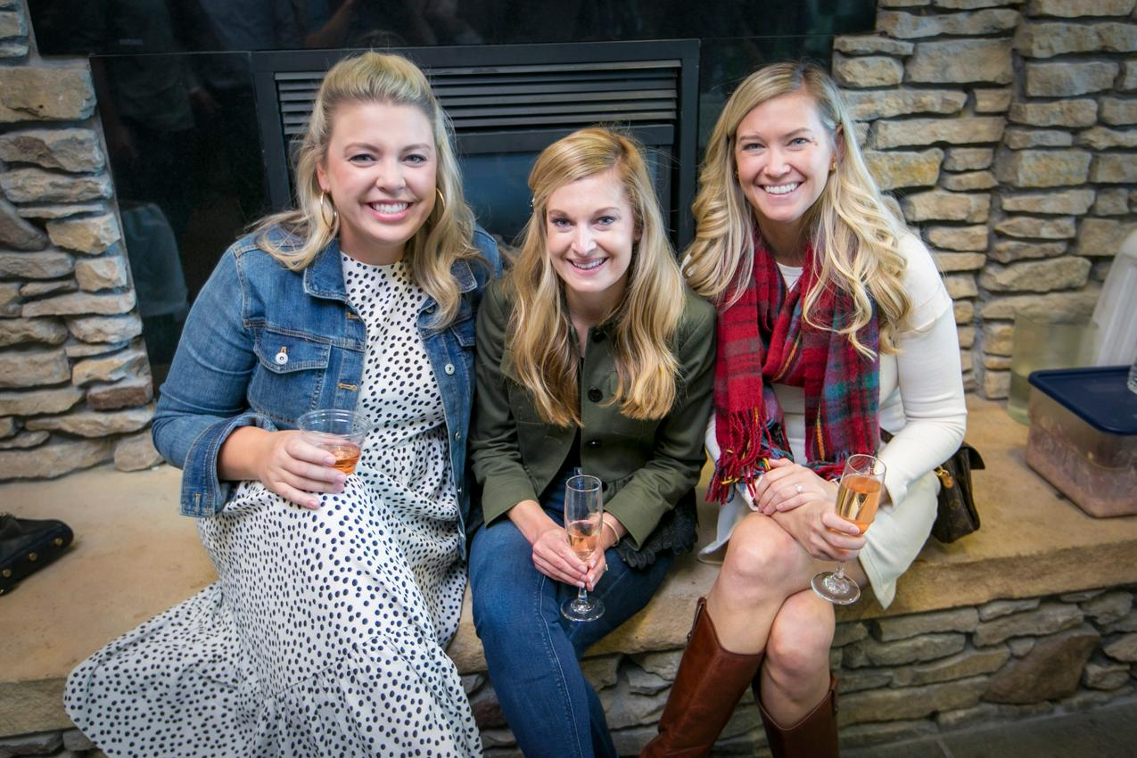 Molly Jacks, Megan Geary, and Lane Millett{ }/ Image: Mike Bresnen Photography{ }// Published: 10.14.19