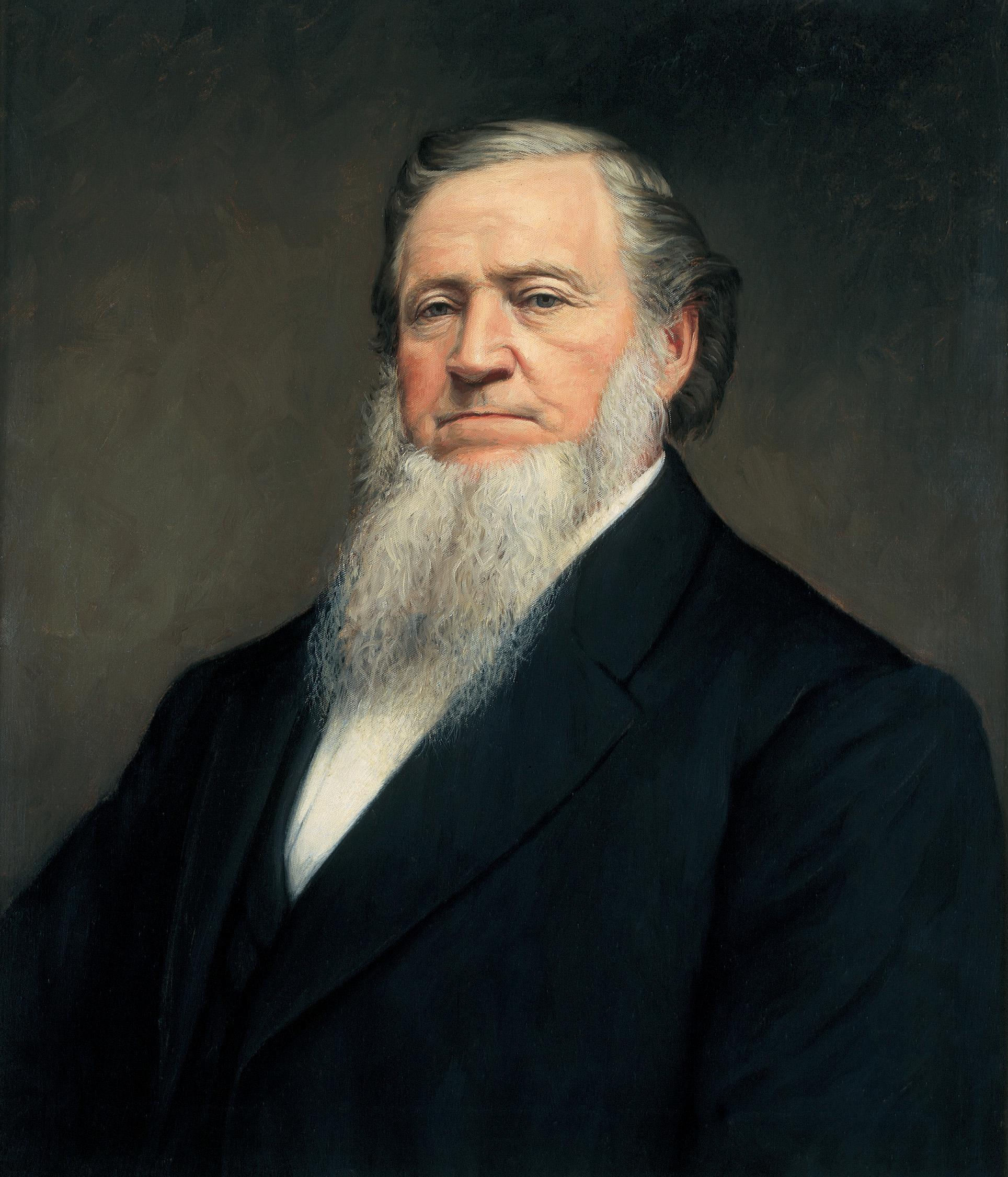 Historical timeline of The Church of Latter-day Saints presidents (Photo: Mormonnewsroom.org){ }