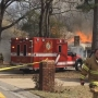 Vestavia Hills fire crews working to put out house fire