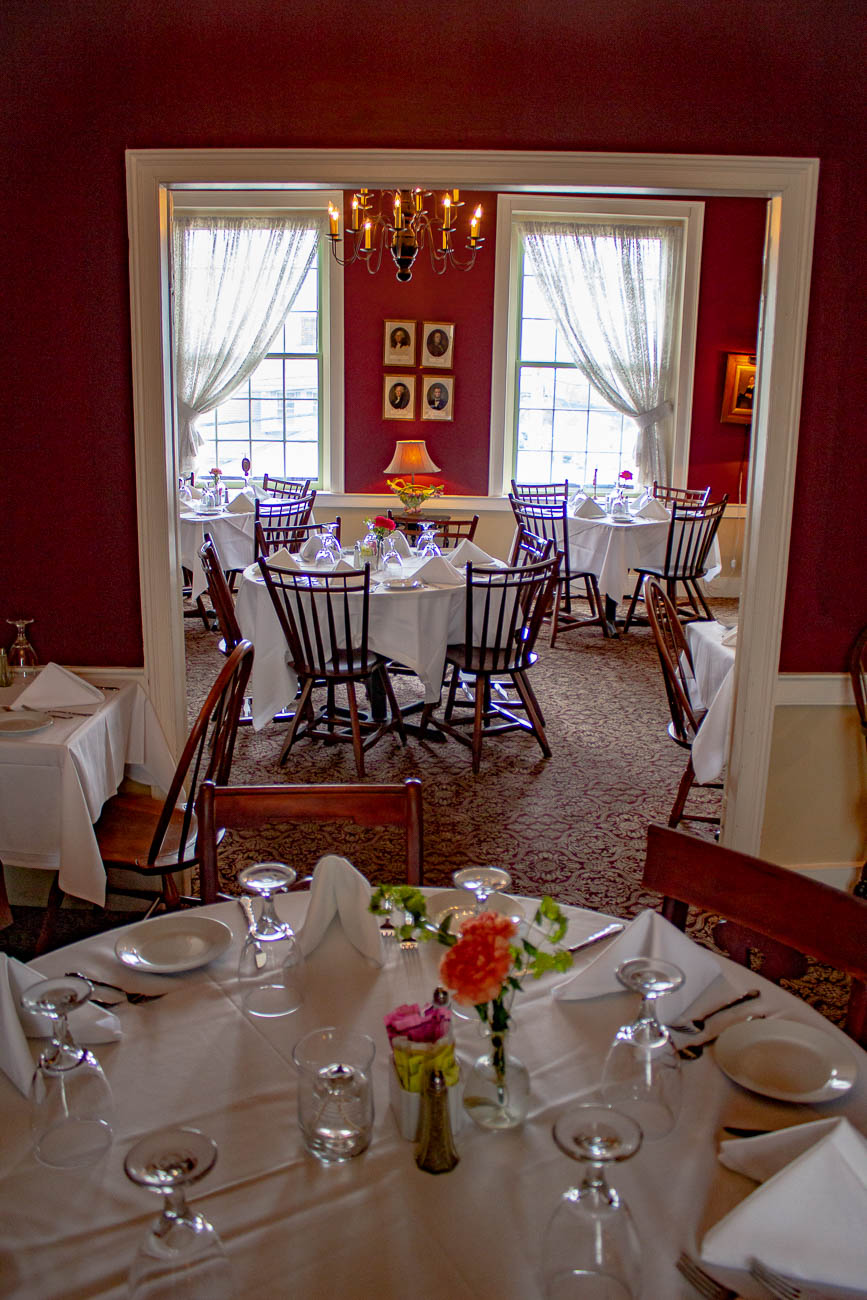 Tousey House Tavern takes notes from its nearly 200-year-old Southern roots with its cuisine and charming, antique furnishings. The Burlington, KY restaurant is owned and operated by the Wainscott family, who also run Greyhound Tavern in Fort Mitchell, which has a similar country menu and homey hospitality. Tousey House opened its doors in 2008 specializing in gourmet Southern dishes and extensive bourbon and wine collection among two floors of decorated dining rooms. ADDRESS: 5963 N Jefferson Street #9596 (41005) / Image: Katie Robinson, Cincinnati Refined // Published: 11.11.19