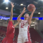 Coyotes advance to second round of WNIT