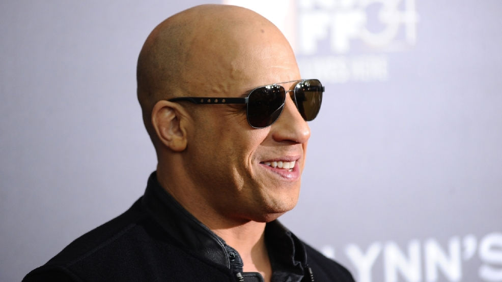 Vin Diesel learning lines in 15 languages for 'Guardians of the Galaxy' sequel
