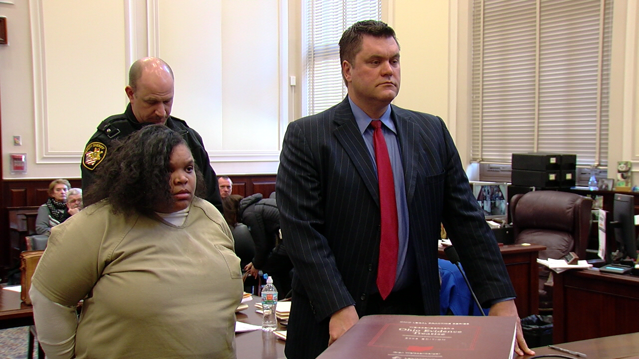 Mother pleads no contest to the murder of her two-year-old daughter (WKRC)<p></p>