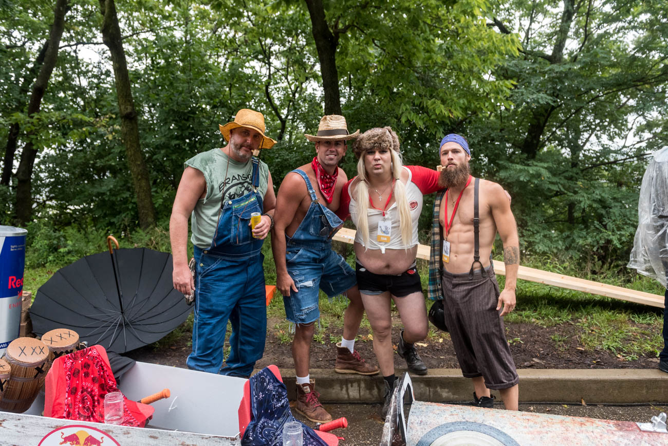 Hillbilly Hill Runners{ }/ Image: Mike Menke // Published: 9.9.18