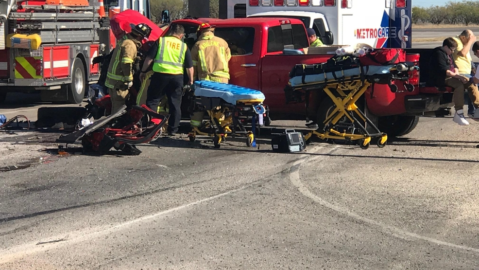 Abilene Police: Driver in Thanksgiving crash may be charged with intoxication assault