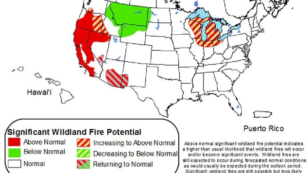 Northwest Faces Potentially Catastrophic Fire Season Kmtr