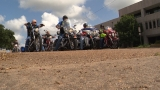 Bikers back the blue in ride throughout Southeast Texas