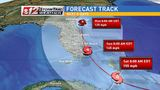 Category 5 Hurricane Irma shifts to the east