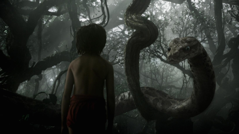 'The Jungle Book' reigns over 'The Huntsman'