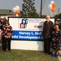 Stine Child Development Center changes name to Harvey L. Hall Child Development Center