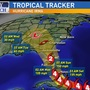 Hurricane Irma path shifts, WNC to feel effects