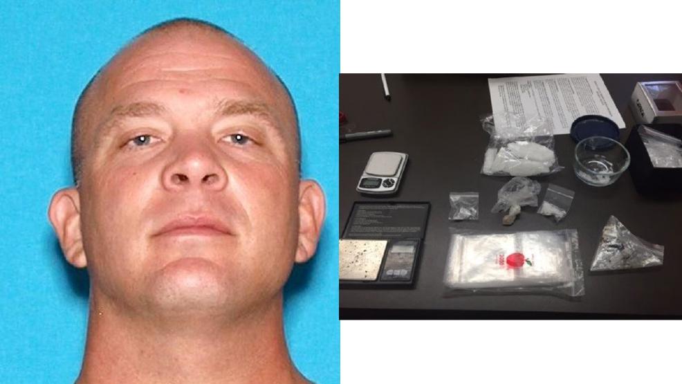 Suspected drug dealer arrested in... | KRCR