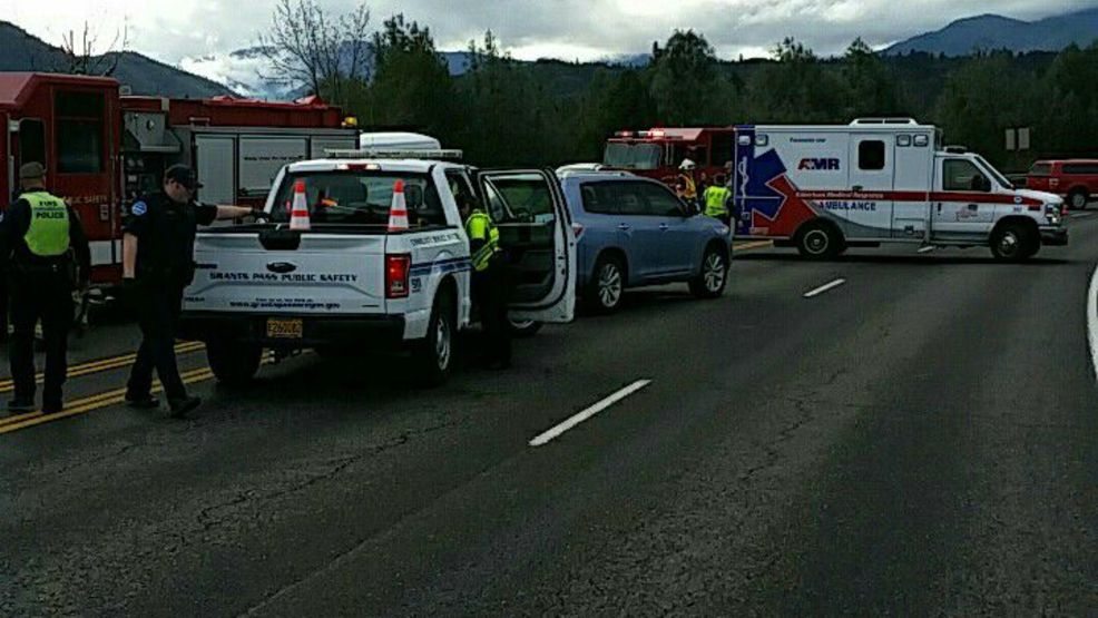 Police ID victims in Grants Pass Parkway fatal crash   KTVL