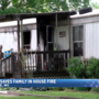 Teenager saves family in Marshall County house fire