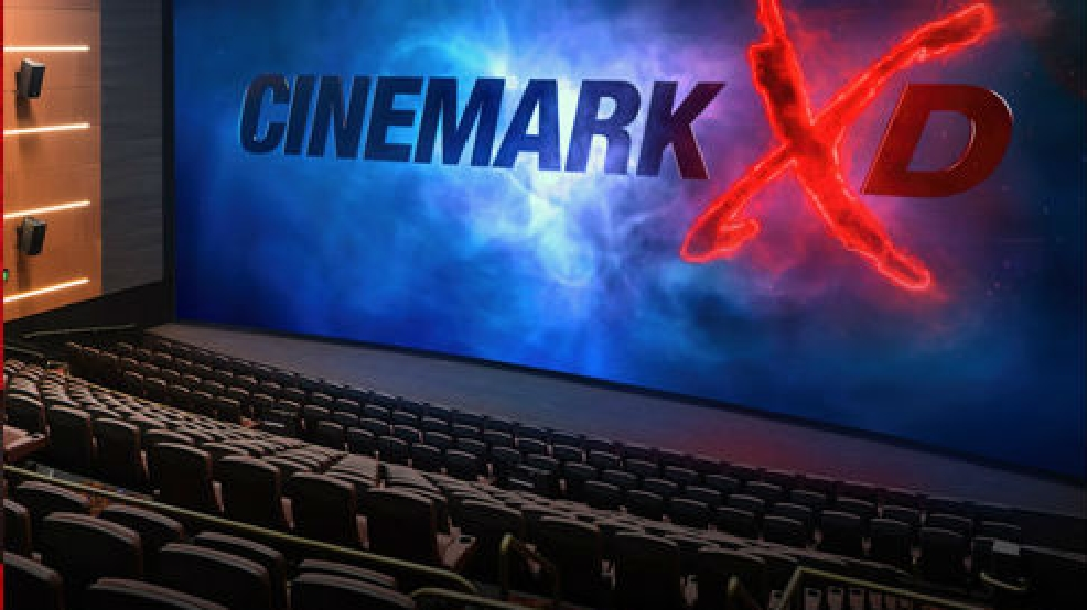New State Of The Art Cinemark Theater To Open Next Week In Northeast Abilene