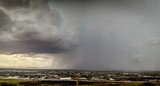 Thunderstorms, flood warnings reported in El Paso, Las Cruces