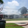 1 person injured in house fire in Delray Beach