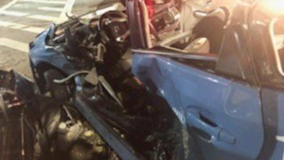 2 men injured in serious Parkville crash Sunday | WBFF