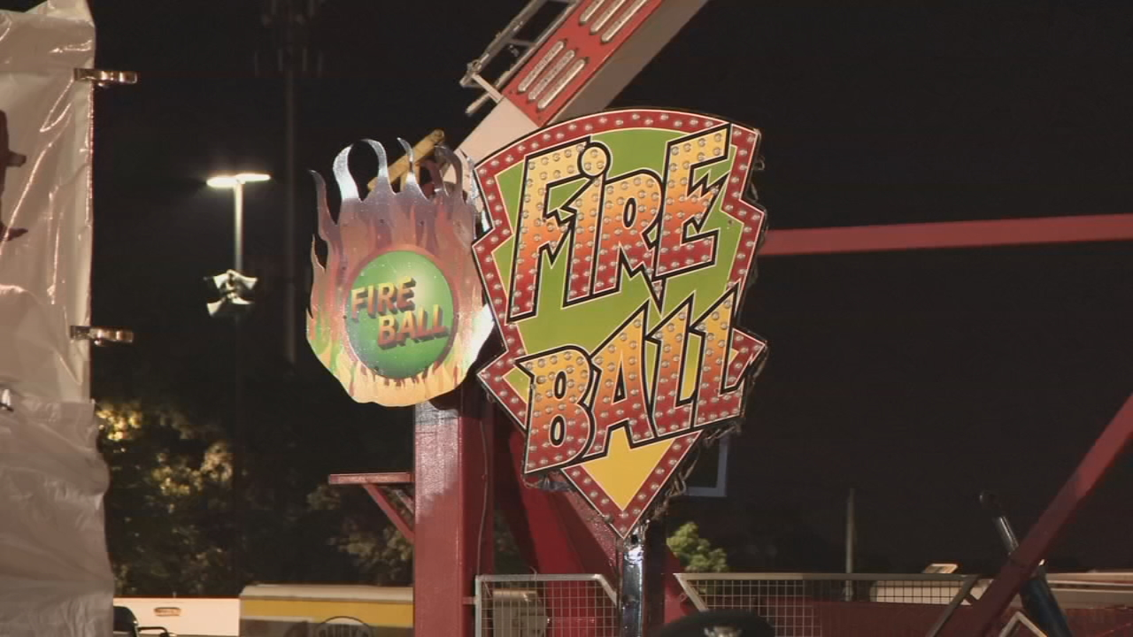 Inspections of the Fire Ball ride in New Jersey and South Carolina found issues with the ride. (WSYX/WTTE)