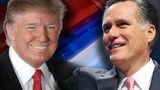 President Trump endorses Mitt Romney for Senate bid in Utah