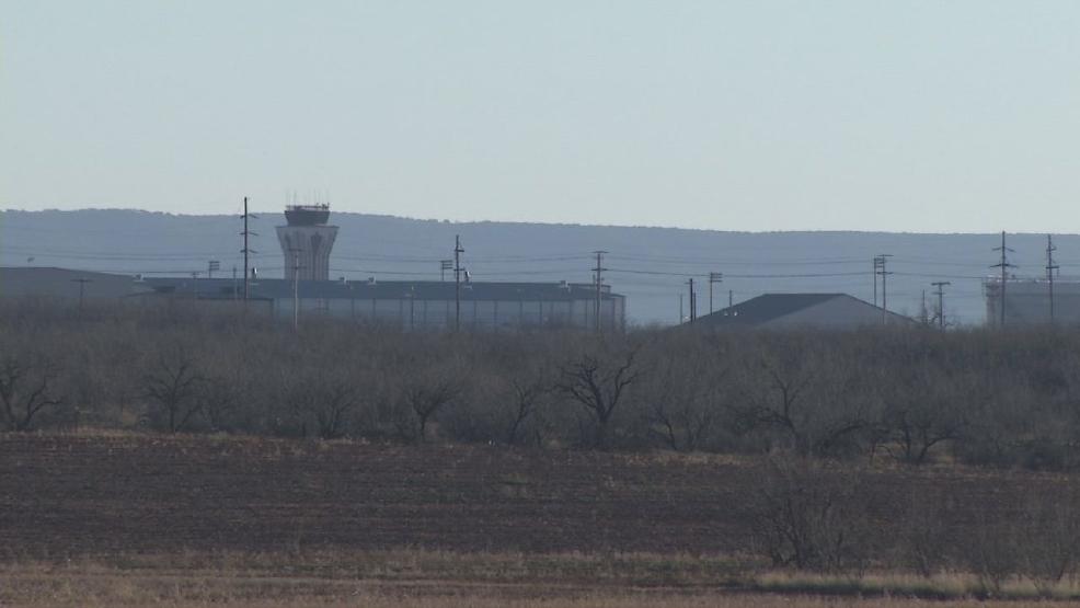 Texas city near dyess air force base