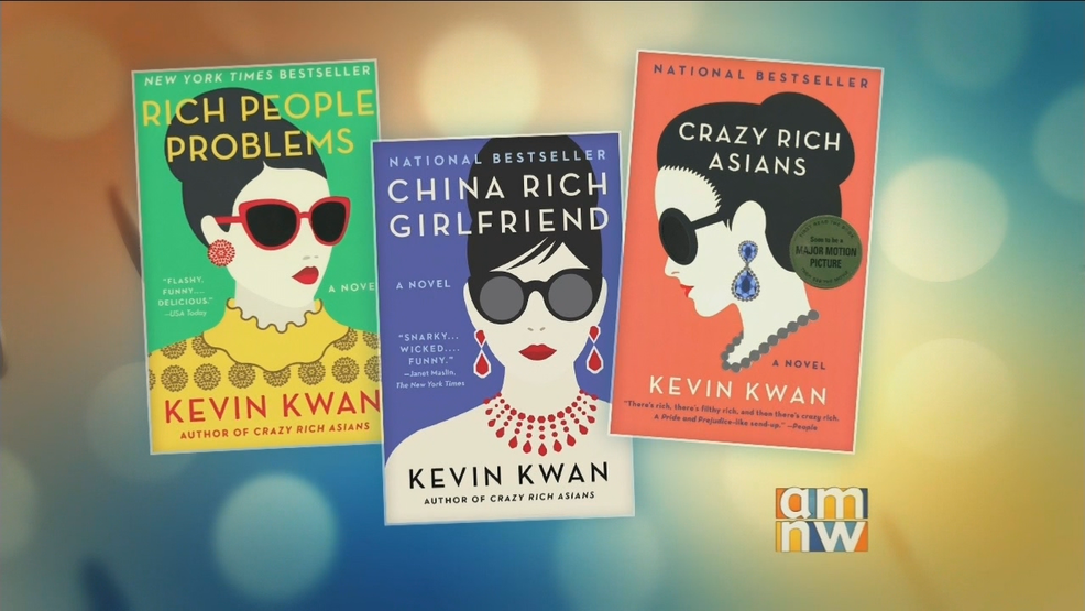 "Kevin Kwan: ""Crazy Rich Asians"" Trilogy"