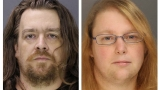 Mom, boyfriend charged in teenage girl's dismemberment death