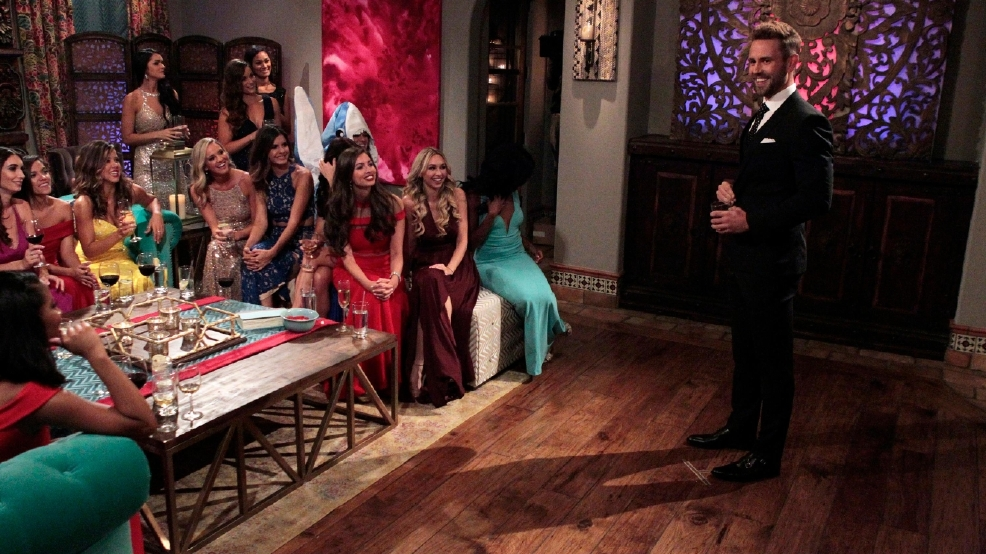 the bachelor premiere recap is the fourth time really the charm for nick viall - De Bachelor Girls Nick