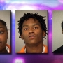 Three teens arrested for string of Macon robberies